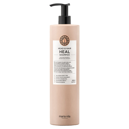 Maria Nila Head & Hair Heal Shampoo Liter