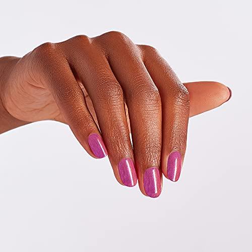 OPI Infinite Shine 2 Long Wear Lacquer Nail Polish - Mylar Dreams 0.5 Oz Purple