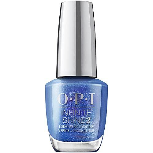 OPI Infinite Shine 2 Long Wear Lacquer Nail Polish - LED Marquee 0.5 Oz Blue