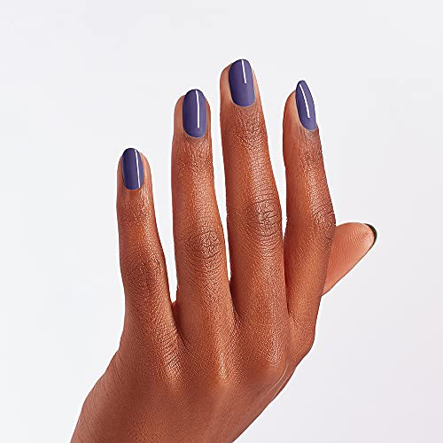 OPI Infinite Shine 2 Long Wear Lacquer Nail Polish - All Is Berry & Bright 0.5 Oz Purple