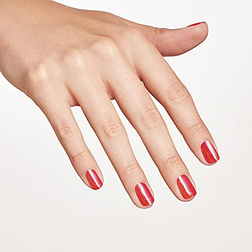 OPI Nail Lacquer Nail Polish - Paint The Tinseltown Red 0.5 Oz Red