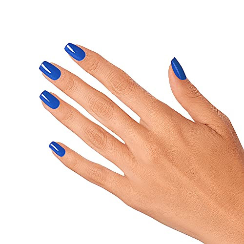 OPI Nail Lacquer Nail Polish - Ring In The Blue Year 0.5 Oz Blue