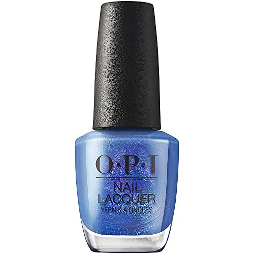 OPI Nail Lacquer Nail Polish - LED Marquee 0.5 Oz Blue