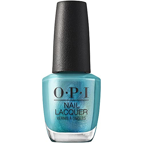 OPI Nail Lacquer Nail Polish - Ready Fete Go 0.5 Oz Blue/Green