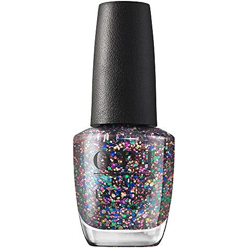 OPI Nail Lacquer Nail Polish - Cheers To Mani Years 0.5 Oz Glitter