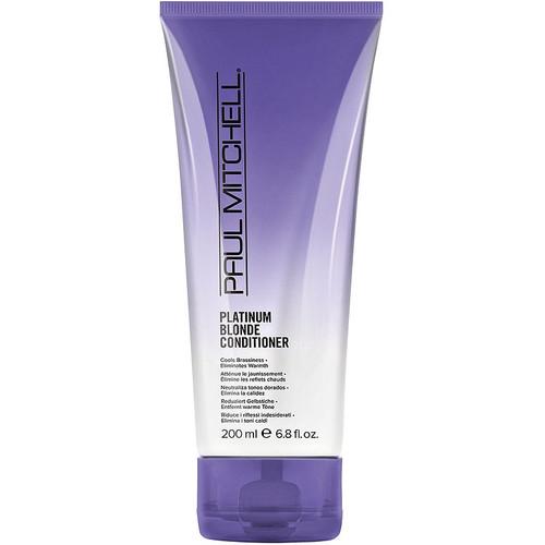 Paul Mitchell Platinum Blonde Shampoo Cools Brassiness Eliminates Warmth 6.8 Oz