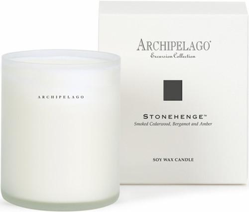 Archipelago Stonehenge Soy Candle