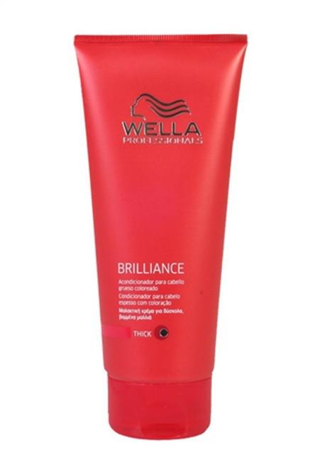 Wella Brilliance Conditioner for Coarse Hair