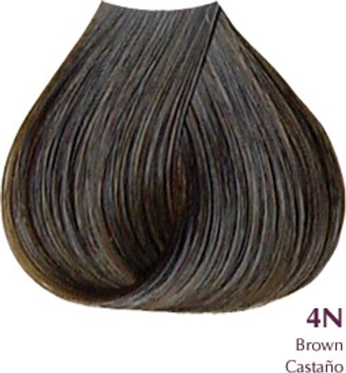 Satin Hair Color - Naturals - 4N Chestnut