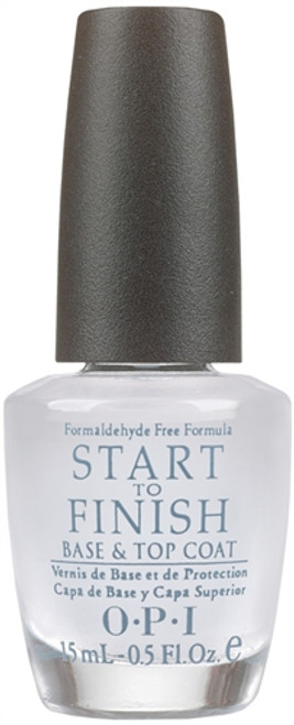 Opi Start to Finish Formaldehyde Free Formula