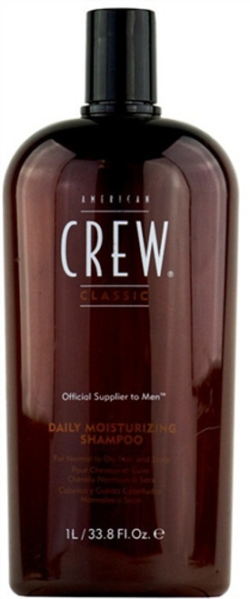American Crew Daily Moisturizing Shampoo - 1 L