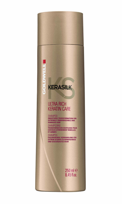Goldwell Kerasilk Ultra Rich Shampoo 250 mL