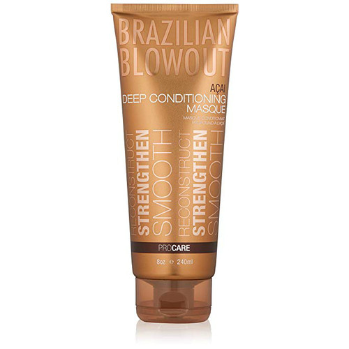 Brazilian Blowout Deep Conditioning Masque 8 oz