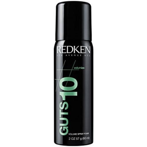 Redken Guts 10 Volume Spray Foam - 2 oz