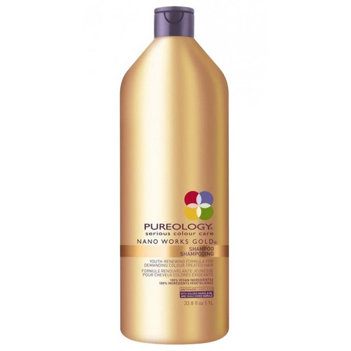 Pureology Nano Works Shampoo 1L