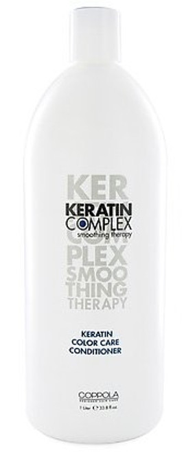 Keratin Complex Color Care Conditioner - 33 oz