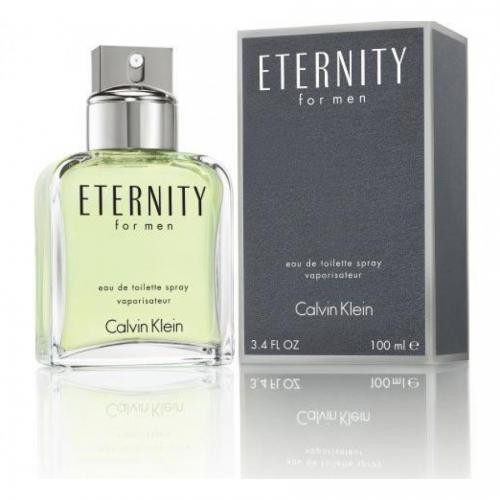 Eternity for Men by Calvin Klein 3.4 oz