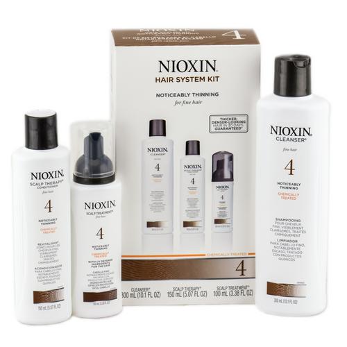 Nioxin System 4 Starter Kit