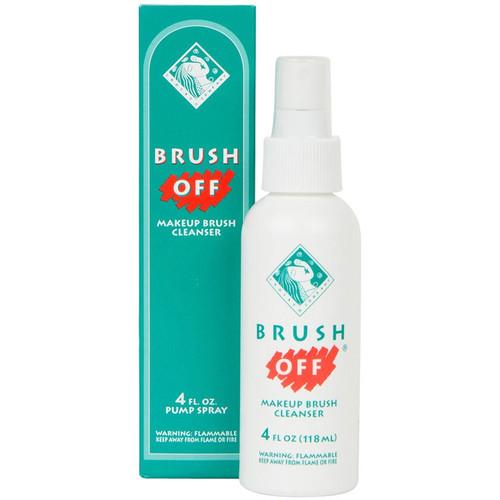 Brush Off Makeup Brush Cleanser 4oz