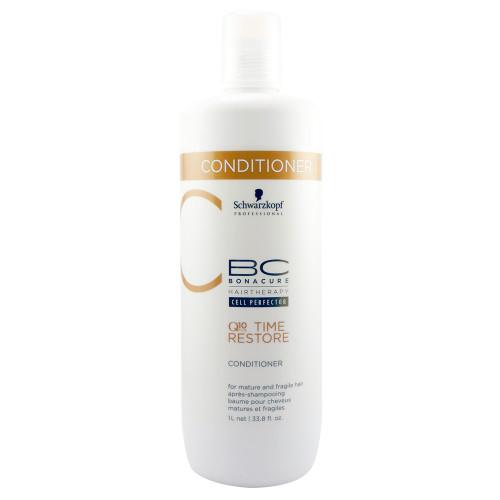 Bonacure Time Restore Q10 Conditioner 1L