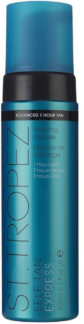 St. Tropez Self Tan Express Bronzing Mousse