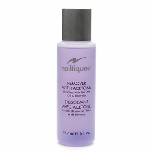 Nailtiques Remover with Acetone