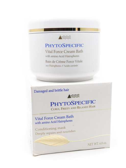 Phytospecific Vital Force Creme Bath