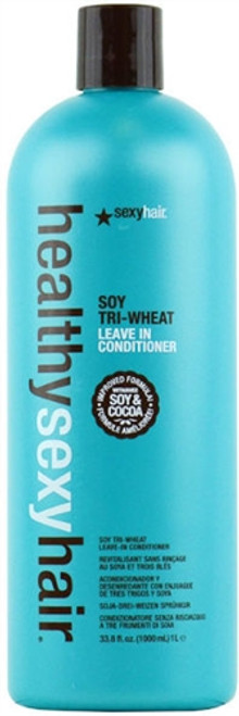 HealthySexyHair Soy Tri-Wheat Leave In Conditioner - 1L