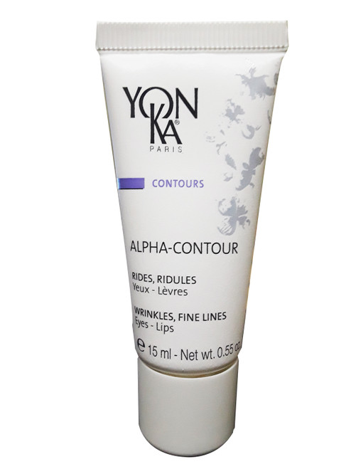 Yonka Alpha Contour for Wrinkles and Fine Lines 0.5 oz