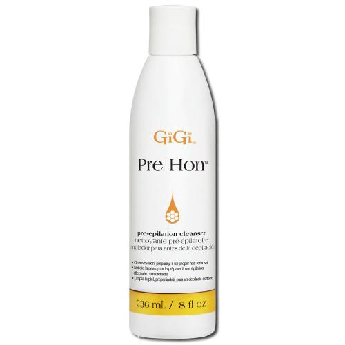 GiGi Pre-Hon Pre-Epilation Cleanser 8 oz