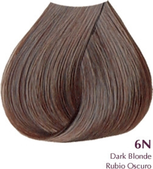 Satin Hair Color - Naturals - 6N Dark Blonde