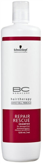 Bonacure Repair Rescue Shampoo, 1L (33.8 OZ)