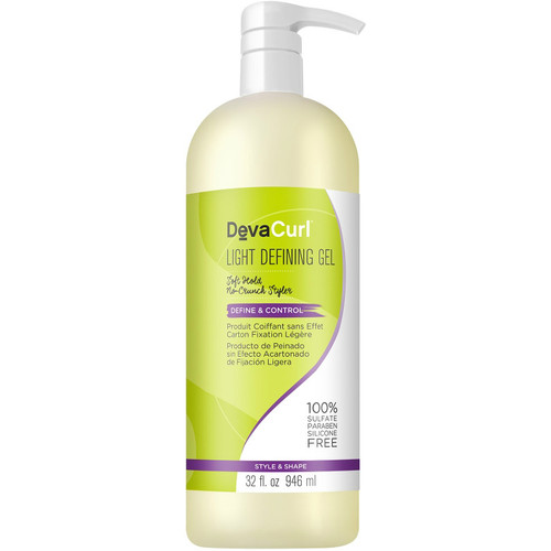 DevaCurl Light Defining Gel - 32 oz