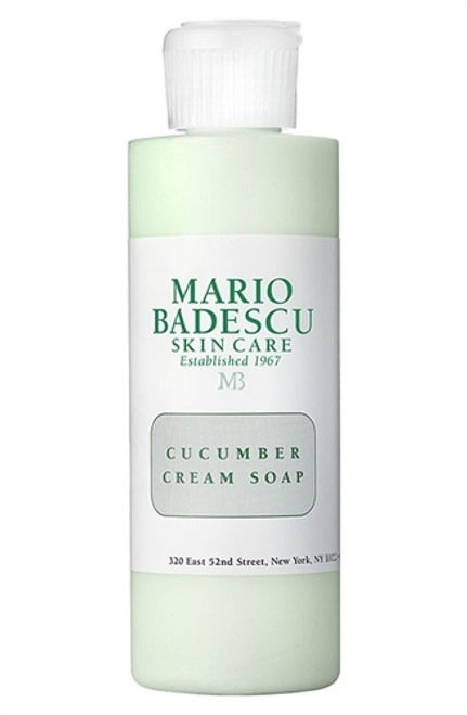 Mario Badescu Cucumber Cream Soap - 6 OZ