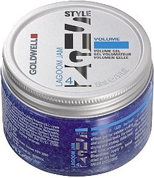 Goldwell Style Sign Lagoom Jam Volume Gel 5 oz