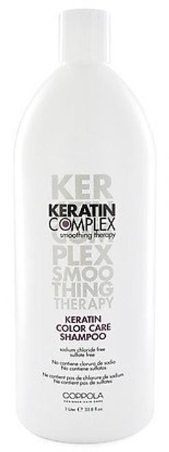 Keratin Complex Color Care Shampoo - 33 oz