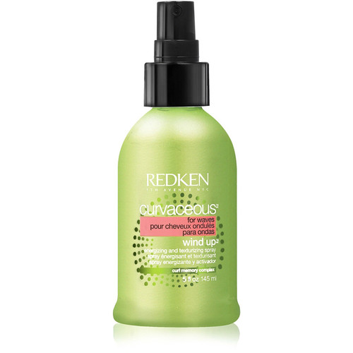 Redken Curvaceous Wind Up Reactivating Spray - 5 oz