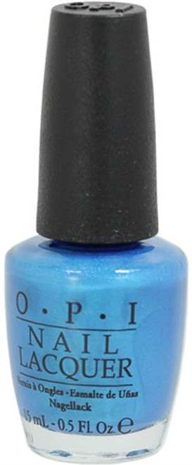 Opi - Brights Collection - Teal the Cows Come Home