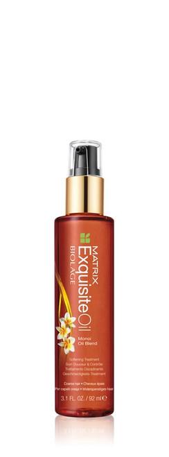 Biolage Exquisite Oil Monoi Blend Softening Treatment 3.1 oz