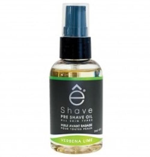eShave Pre Shave Oil - Verbena Lime