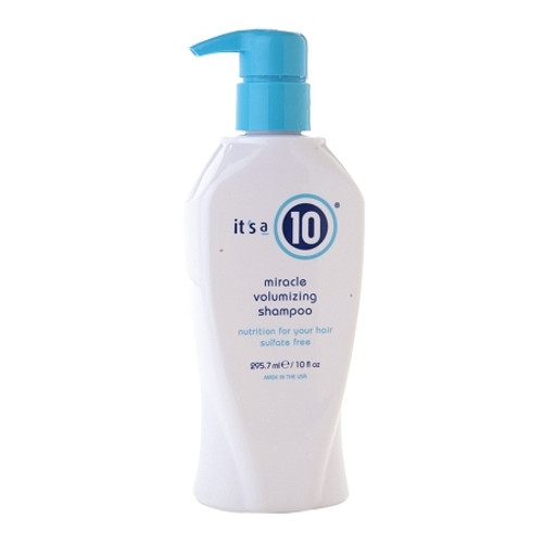 It's a 10 Miracle Volumizing Shampoo