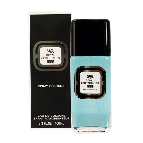 Royal Copenhagen Men's Eau de Cologne 3.3 oz