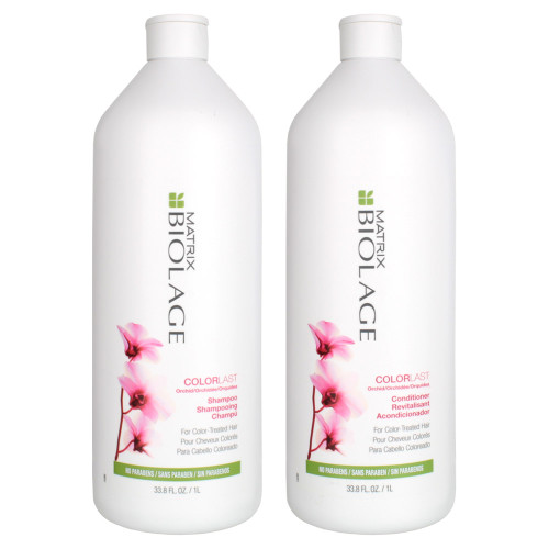 Matrix Biolage Colorlast Vibrancy Liter Duo