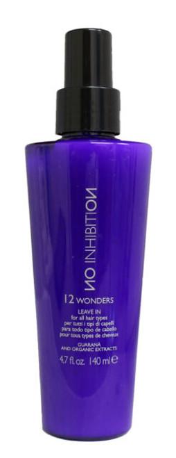No Inhibition 12 Wonders Leave-In 4.7 oz