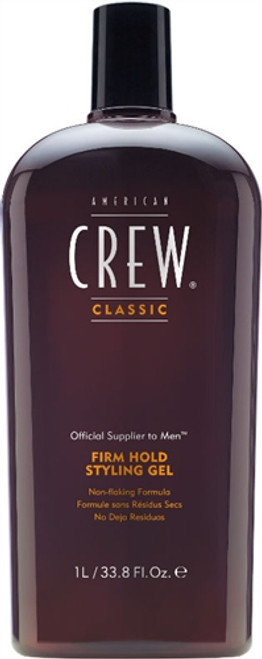 American Crew Firm Hold Styling Gel - 32 OZ
