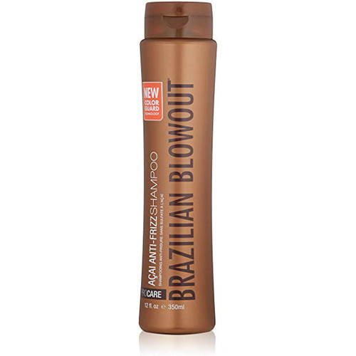 Brazilian Blowout Acai Anti-Frizz Shampoo 12 oz