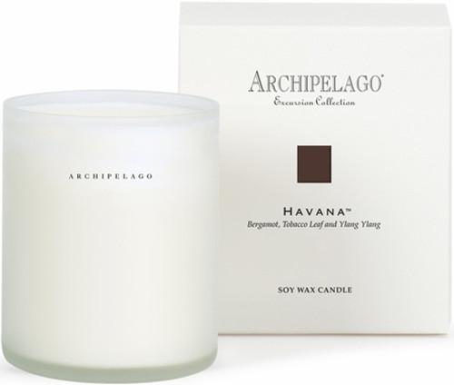 Archipelago Havana Soy Candle