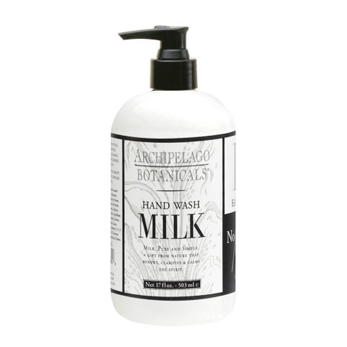 Archipelago Milk Hand Wash 16 oz