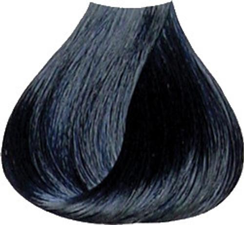 Satin Hair Color - Ash - 1BB Blue Black