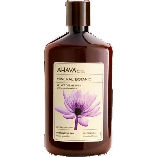 Ahava Velvet Cream Wash Lotus & Chestnut